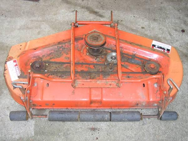 Photo Simplicity 42quot Mower Deck - $250 (Claremont, NC)