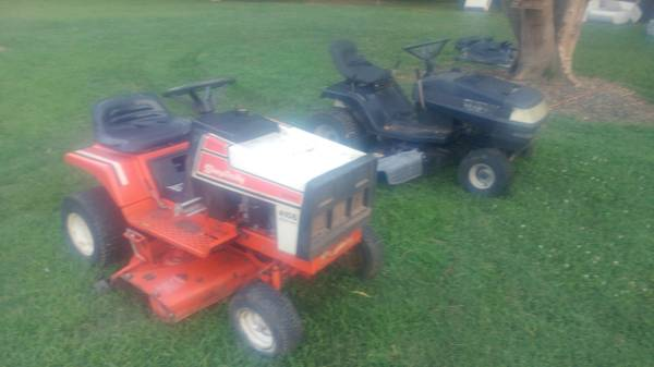 Photo Simplicity and Murray Mower - $200 (Concord NC)