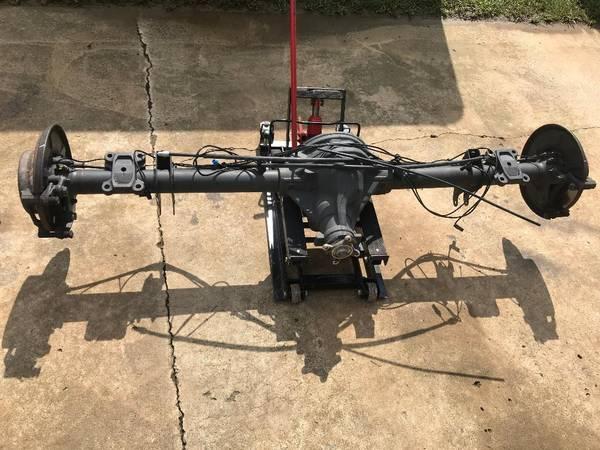 Photo Sprinter Rear Axle - $2,500 (Indian Trail)
