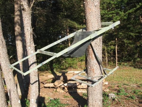 Photo TREE STAND , 39TREE LOUNGE39 - $165 (HICKORY)