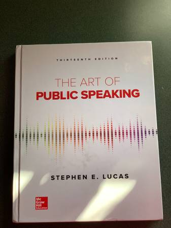 Photo The Art of Public Speaking - $35 (Mooresville)