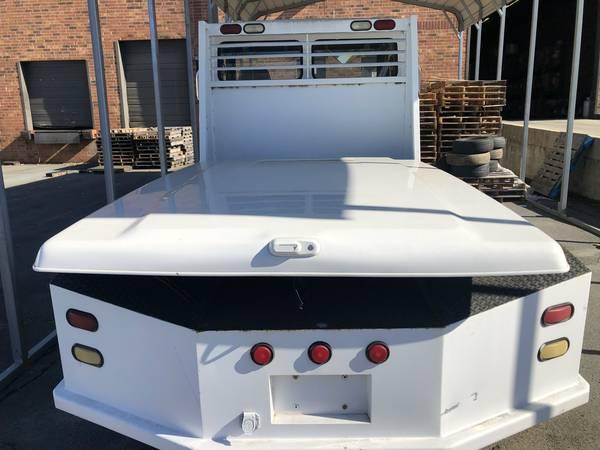 Photo Truck CapFiberglass Hard Shell Truck Bed Cover-2009-2014 Ford F150 - $300 (Charlotte)