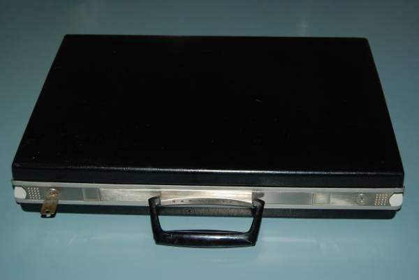 Photo Vintage Black Samsonite Attache39 Hard Case - $40 (Mint Hill area or Gastonia)