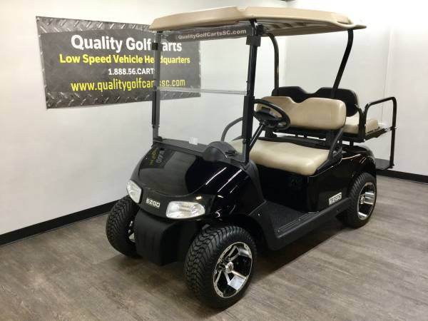 Photo WOW EZ Go RXV golf cart - Only 2 colors left at this Red Hot price - $5299 (Quality Golf Carts, Rock Hill, SC)