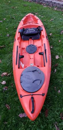 Photo Wilderness Systems Ride 115 Kayak - $650 (Matthews)
