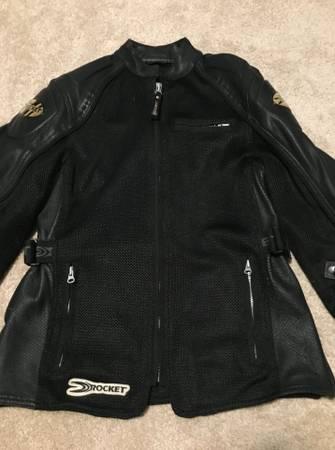 Photo Women39s Ladies39 Joe Rocket Motorcycle Jacket - $60 (Charlotte)