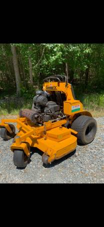 Photo Wright Stander X 52 Commercial Mower - $5,800 (Waxhaw)