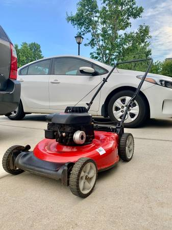 Photo YARD MACHINES BS 158 CC Push Mower - Lightweight - Excellent Condition - $135 (Bowling Green)