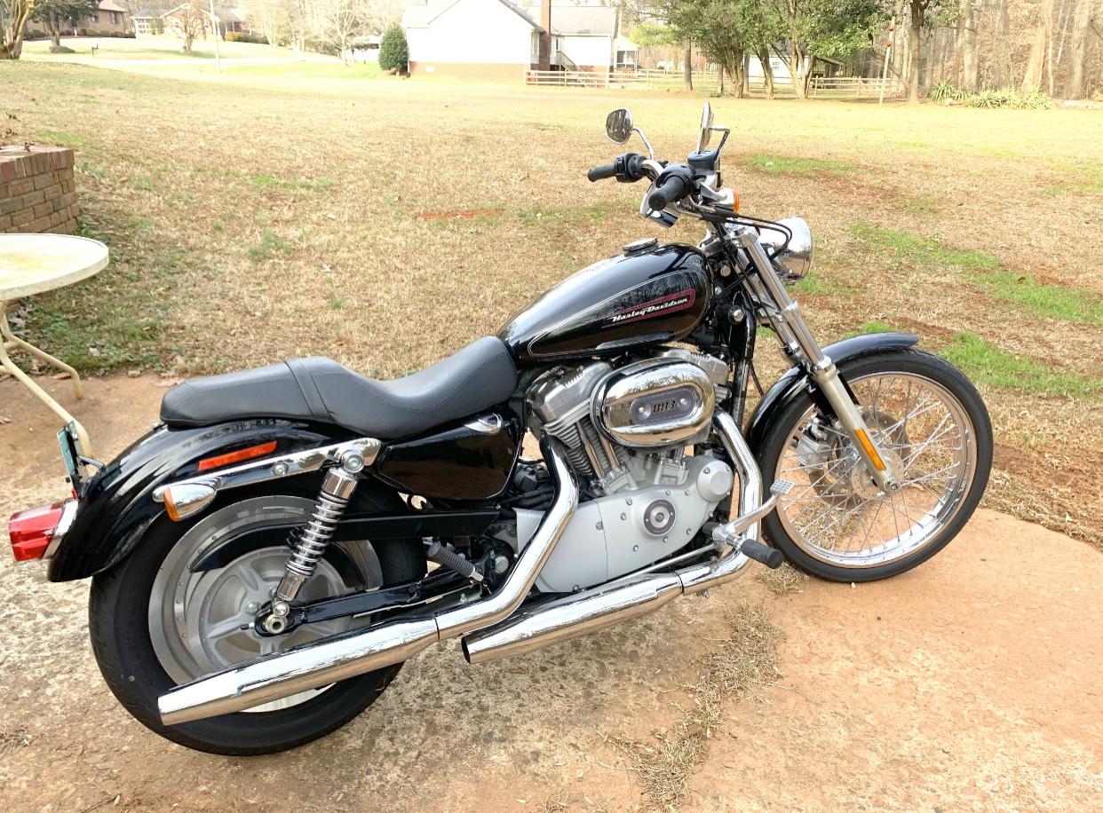 Photo 2008 Harley-Davidson SPORTSTER 883 CUSTOM $3999101.17101.17