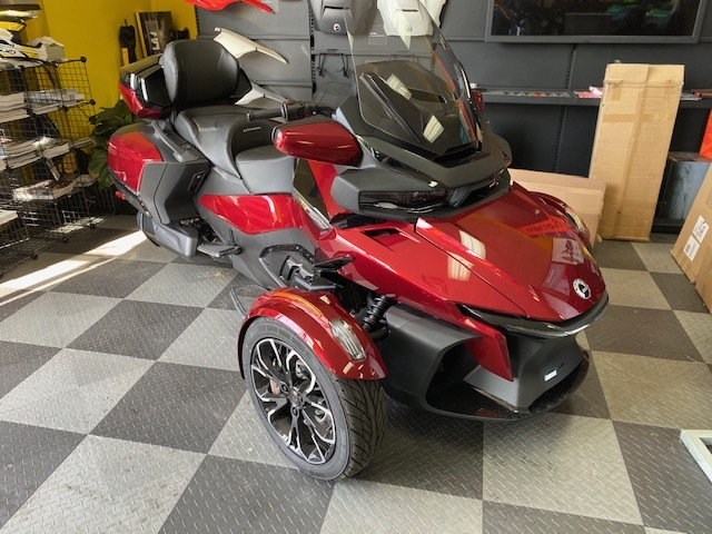 Photo 2020 Can-Am Spyder RT Limited - Chrome Edition $26799