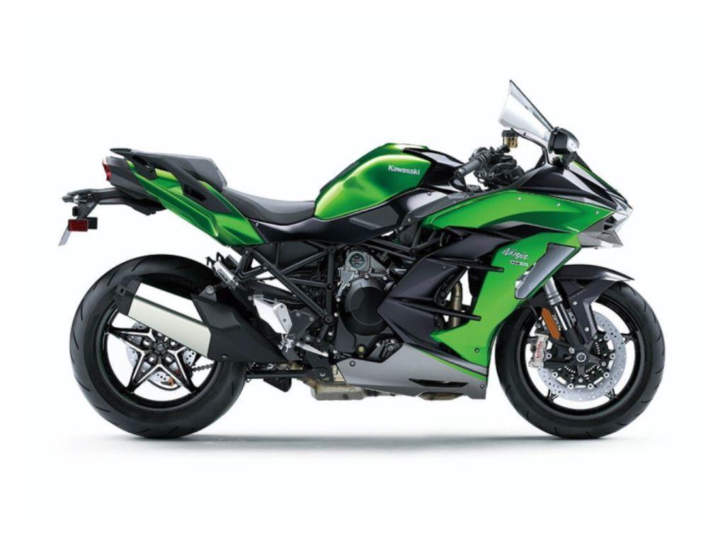 Photo 2021 Kawasaki Ninja H2 SX SE