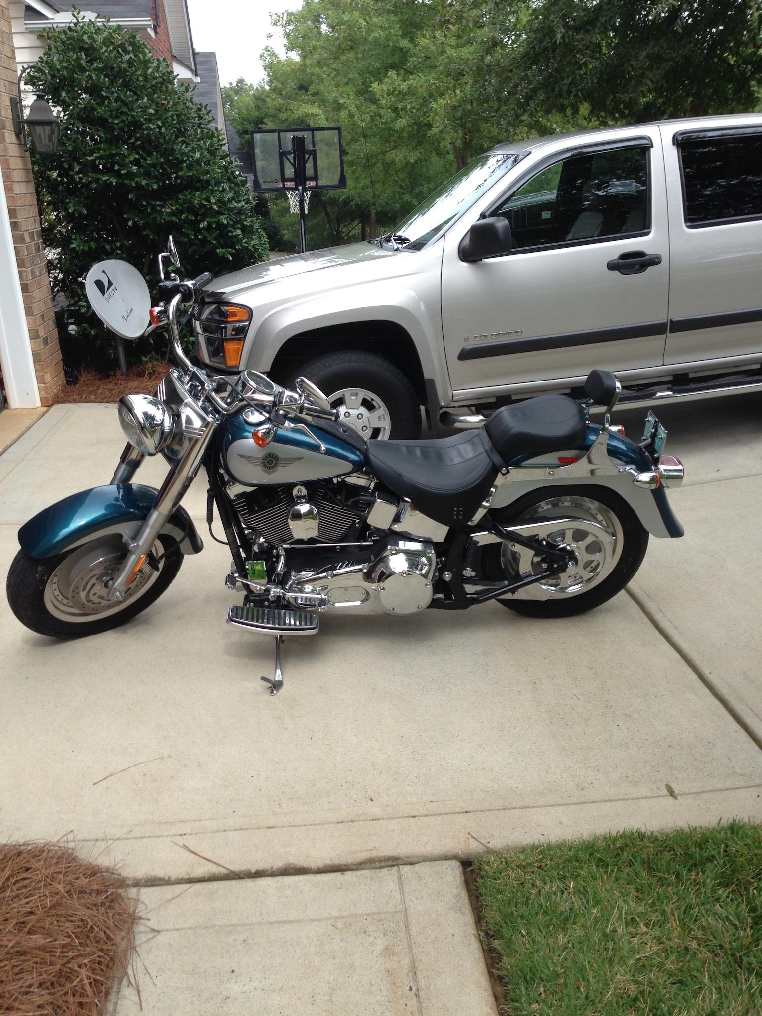 Photo 2004 Harley-Davidson FAT BOY S $11500243.80243.80