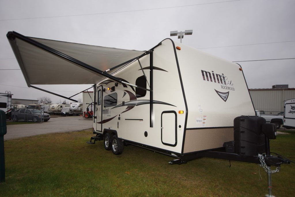 Photo 2017 Rockwood Mini Lite by Forest River -$2650