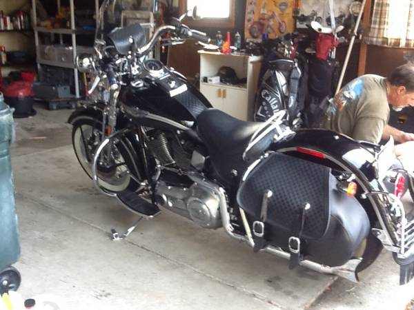 Photo 2003 Harley Davidson Springer Heritage - $22,000 (Lancaster)