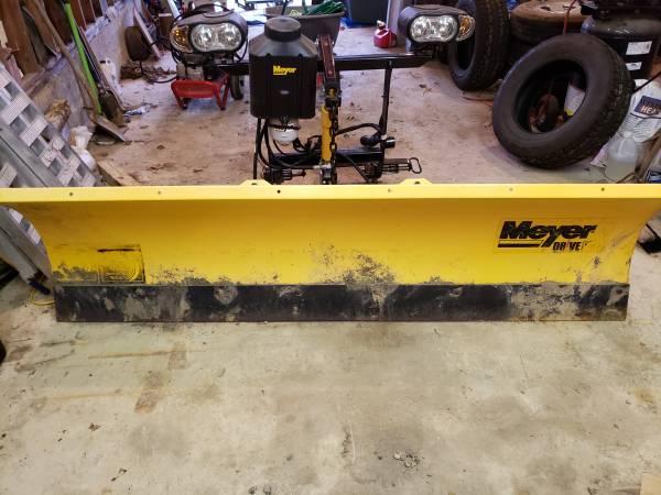 Photo 7.5 Meyers Drive Pro Snow Plow - $2,300 (Warren, Pa)
