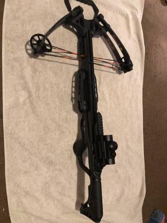 Photo Barnett crossbow xp 350 - $300 (Jamestown)