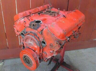 Photo Chevy 454, 396, 402 engine (716 area)