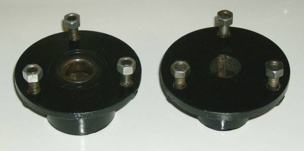 Photo Go kart wheel hubs fits 1quot rear axle heavy duty lawn cart - $15 (CattCo SWNY)