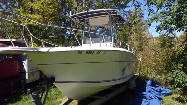 Photo Sport Craft center console boat - $13,000 (Erie)