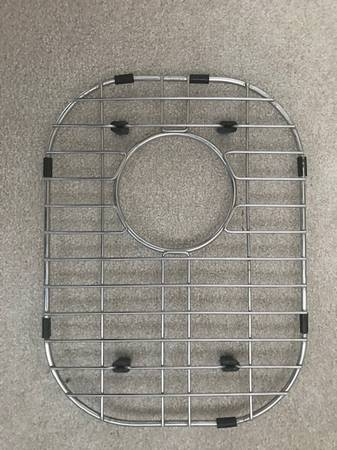 Photo Stainless Steel Sink Grids - Protect your Sink - $25 (Mayville NY)