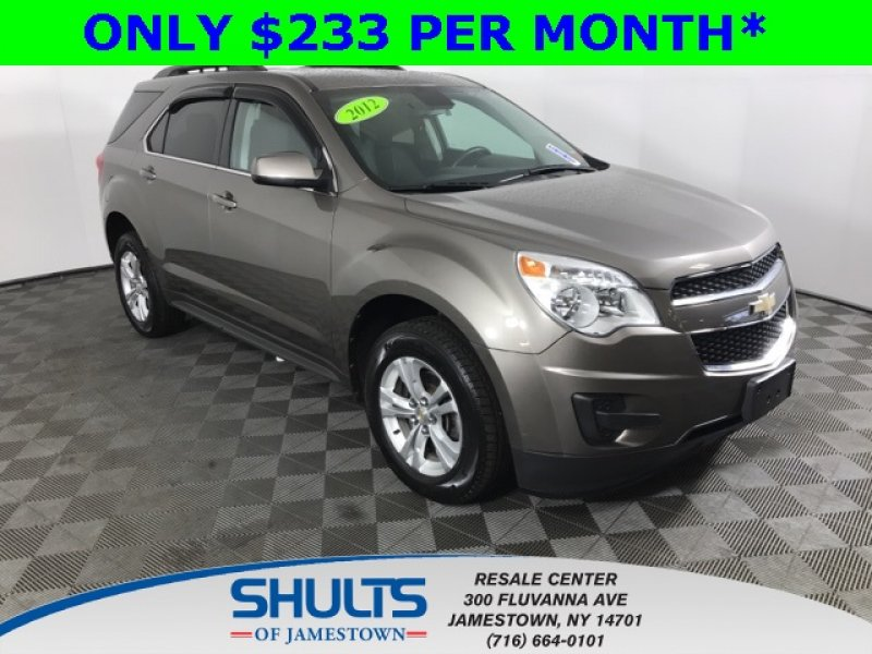 Photo Used 2012 Chevrolet Equinox AWD LT w 1LT for sale