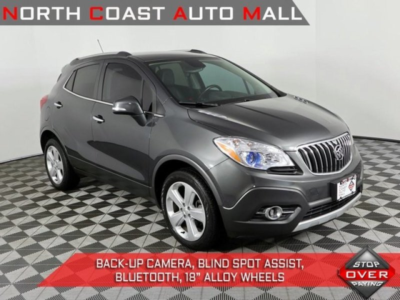 Photo Used 2016 Buick Encore AWD Convenience for sale