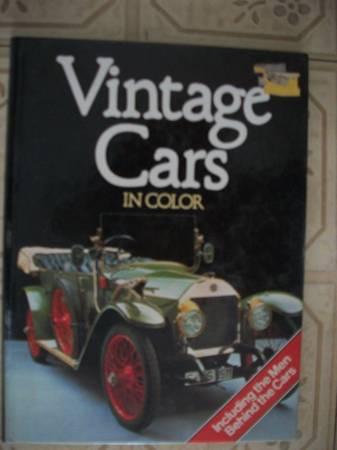 Photo Vintage Cars - $3 (Lockport)