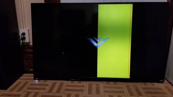 Photo Vizio 50quot 4k smart TV For Parts - $60 (Jamestown N.Y.)