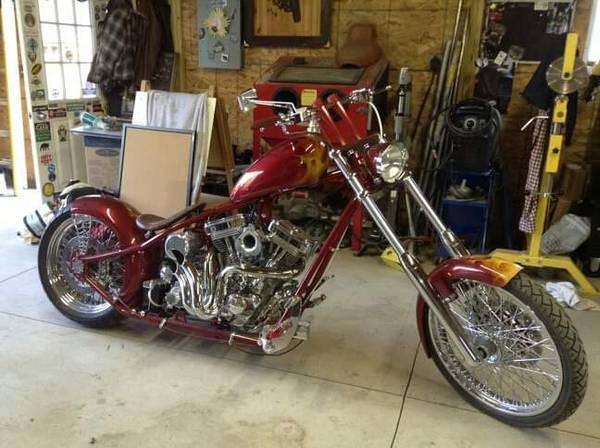 Photo West Coast Choppers - $15,000 (Buffalo)