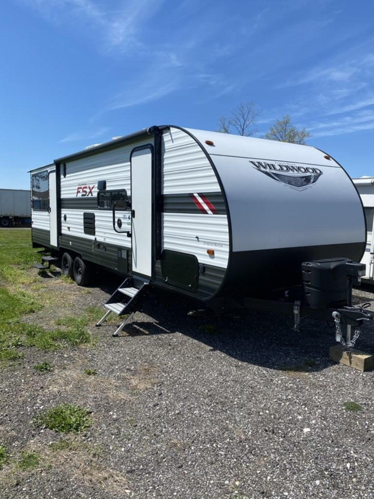 Photo 2020 Forest River Wildwood FSX Midwest 280RT $23850