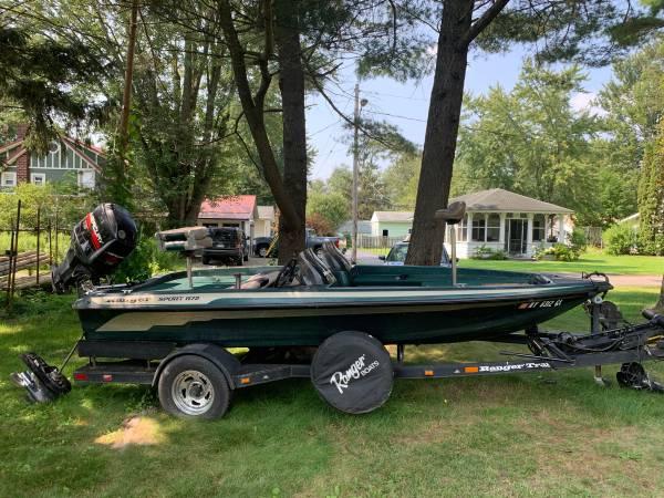 Photo ranger project boat - $3,000 (Bemus Point)