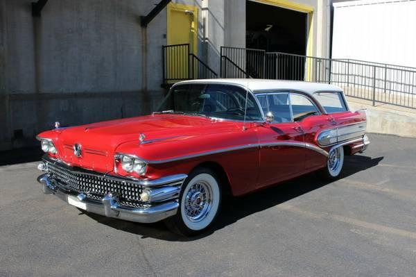 Photo 1958 Buick Super Caballero Wagon - $44500