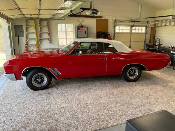 Photo 1967 Buick GS400 Convertible - $59,500 (NW Chicago)