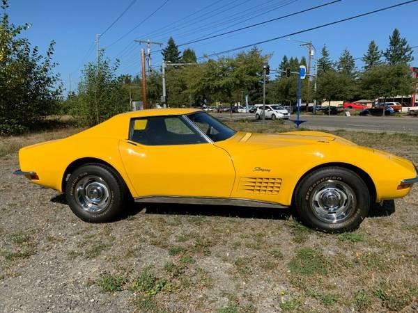 Photo 1972 Chevrolet Corvette 454 7.4L - $23490