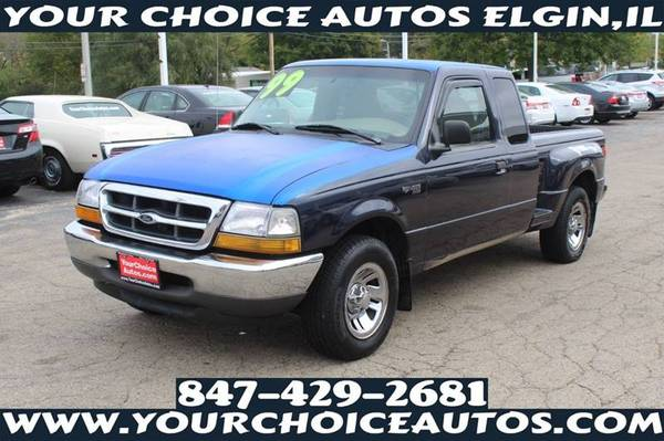 Photo 1999 FORD RANGER XLT CD ALLOY GOOD TIRES LOW PRICE B64809 - $2999 (FORD RANGER XLT WWW.YOURCHOICEAUTOS.COM)