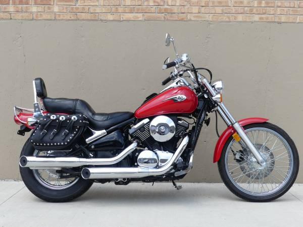 Photo 1999 Kawasaki Vulcan 800 VN800 - $2495 (Roselle)