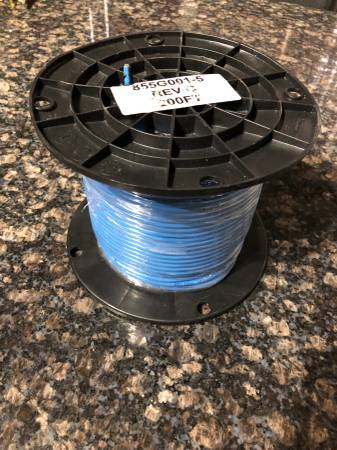 Photo 20039 4 Color Wire Cable - $20