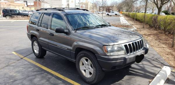 Photo 2003 JEEP GRAND CHEROKEE 4X4 $2500obo - $2500 (Chicago)