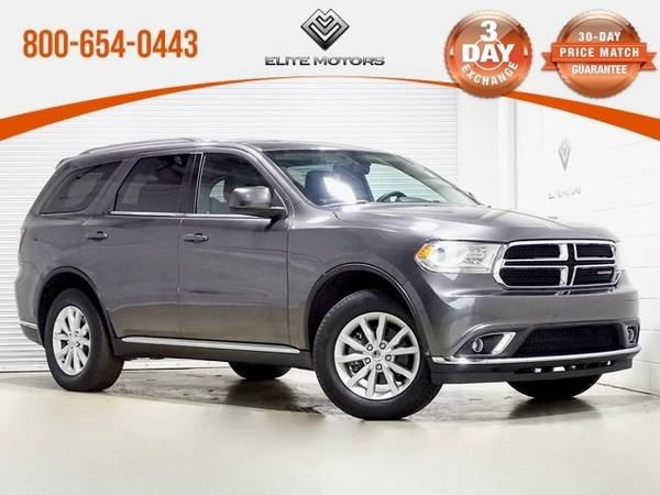Photo 2015 Dodge Durango SXT Bad Credit, No Credit NO PROBLEM - $21,000 (2015 Dodge Durango SXT Bad Credit, No C)