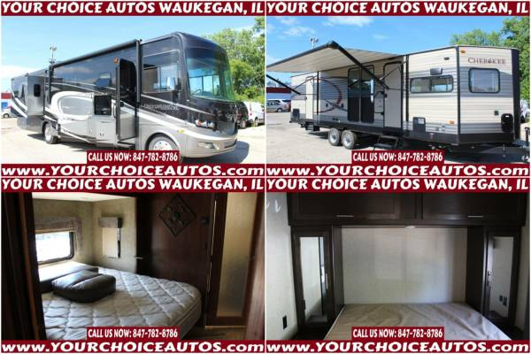 Photo 2015 FORD MOTORHOME RV  2017 FOREST RIVER CHEROKEE CAMPER A11925 - $79,999 (FORD MOTORHOME WWW.YOURCHOICEAUTOS.COM)
