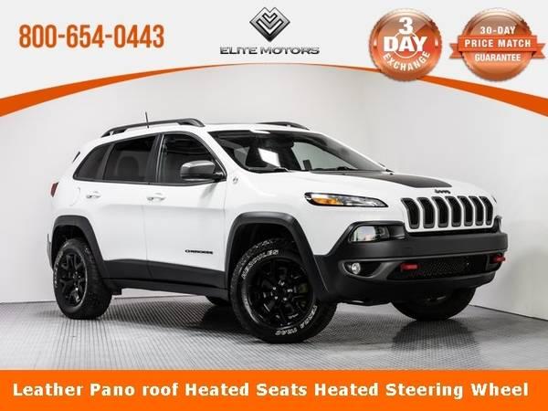 Photo 2016 Jeep Cherokee Trailhawk Bad Credit, No Credit NO PROBLEM - $24,000 (2016 Jeep Cherokee Trailhawk Bad Credit, )