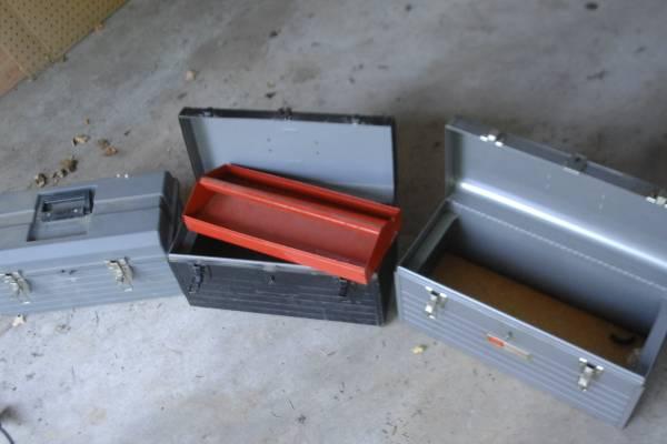 Photo 3 Craftsman Toolbox Tool Box - $30 (Riverside)