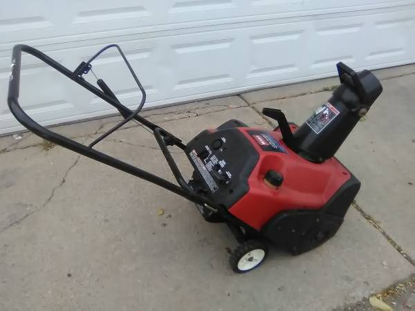 Photo 3 Snow Blowers (3 total) - $165 (cicero)