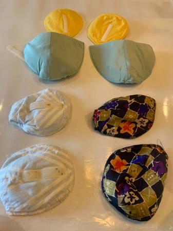 Photo 4 Sets of Shoulder Pads - $5 (Ravenswood)