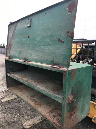 Photo 539 Truck Tool Box Under Body Or On Top Tool Box (33) - $288 (Glenview - Northbrook)