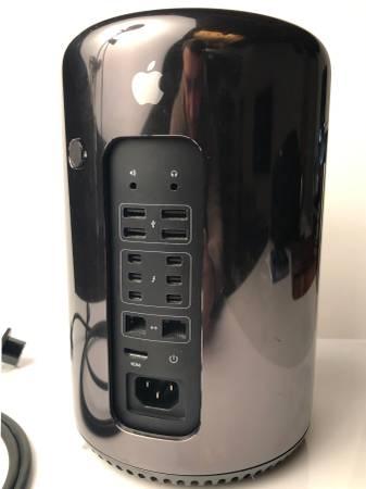 Photo APPLE MAC PRO 3.5mhz, 6 core, 64 gig ram, 256gig SSD - $1,200 (West Loop)