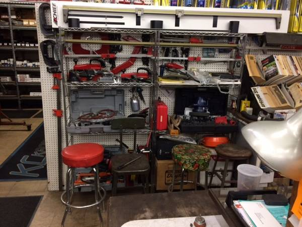Photo BODY SHOP TOOLS (Northside of Chicago)