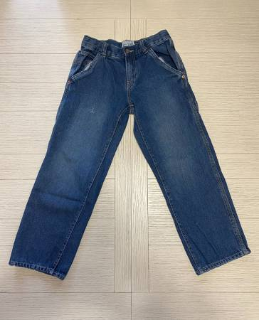 Photo BOYS THE CHILDRENS PLACE UTILITY JEANS SIZE 7 - $5 (BARTLETT)