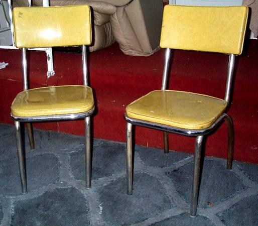 Photo CHAIRS 2 Master KITCHEN 195039s Vintage Dinette Chair Douglas Furniture - $95 (Villa Park, IL)