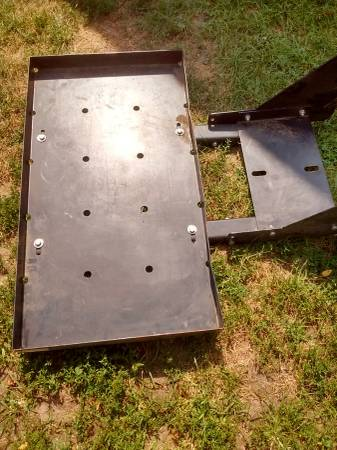 Photo Craftsman Lawn tractor (CARTCARRIER) - $35 (N.W.indiana)